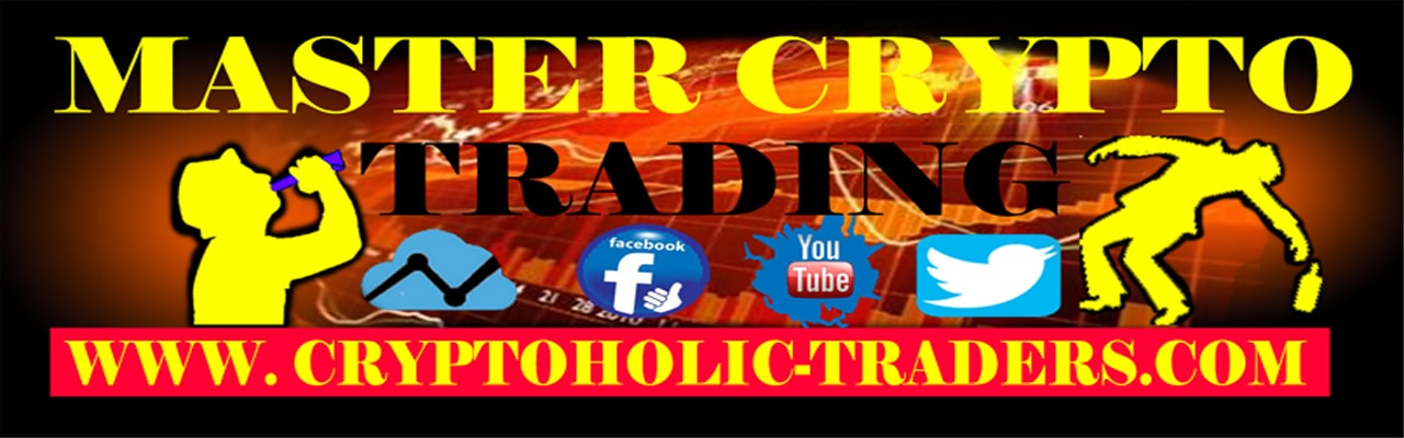 Cryptoholic Traders-Master Trading Crypto For Huge Profits!